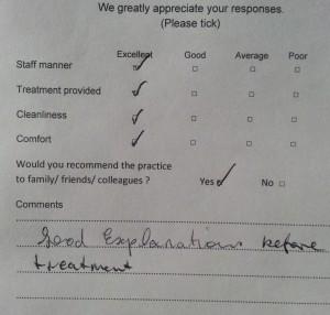 dentael review