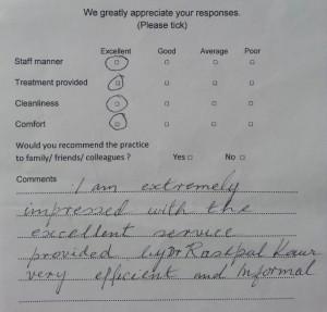 greenford dentist review