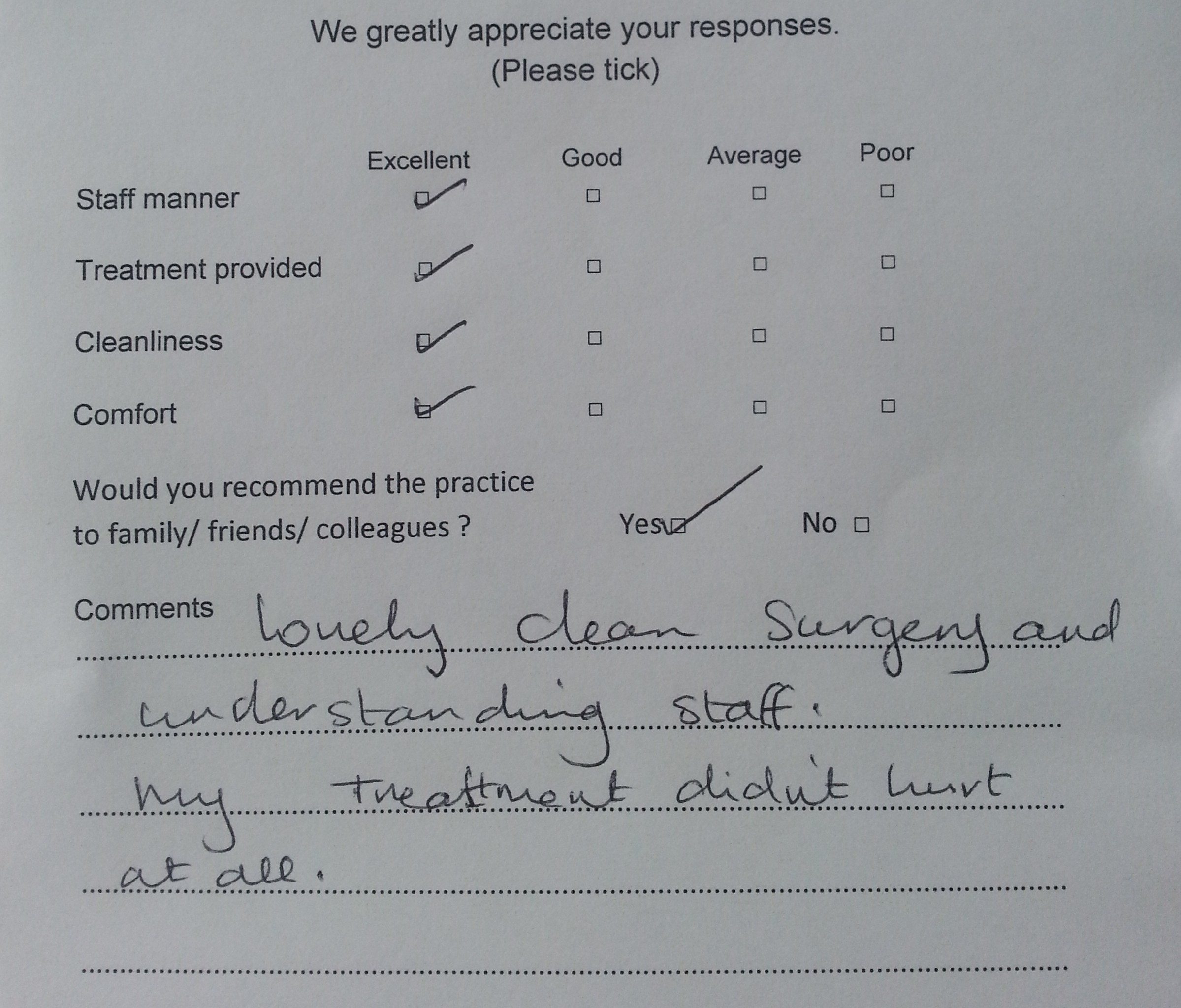 greenford dentist review dentael