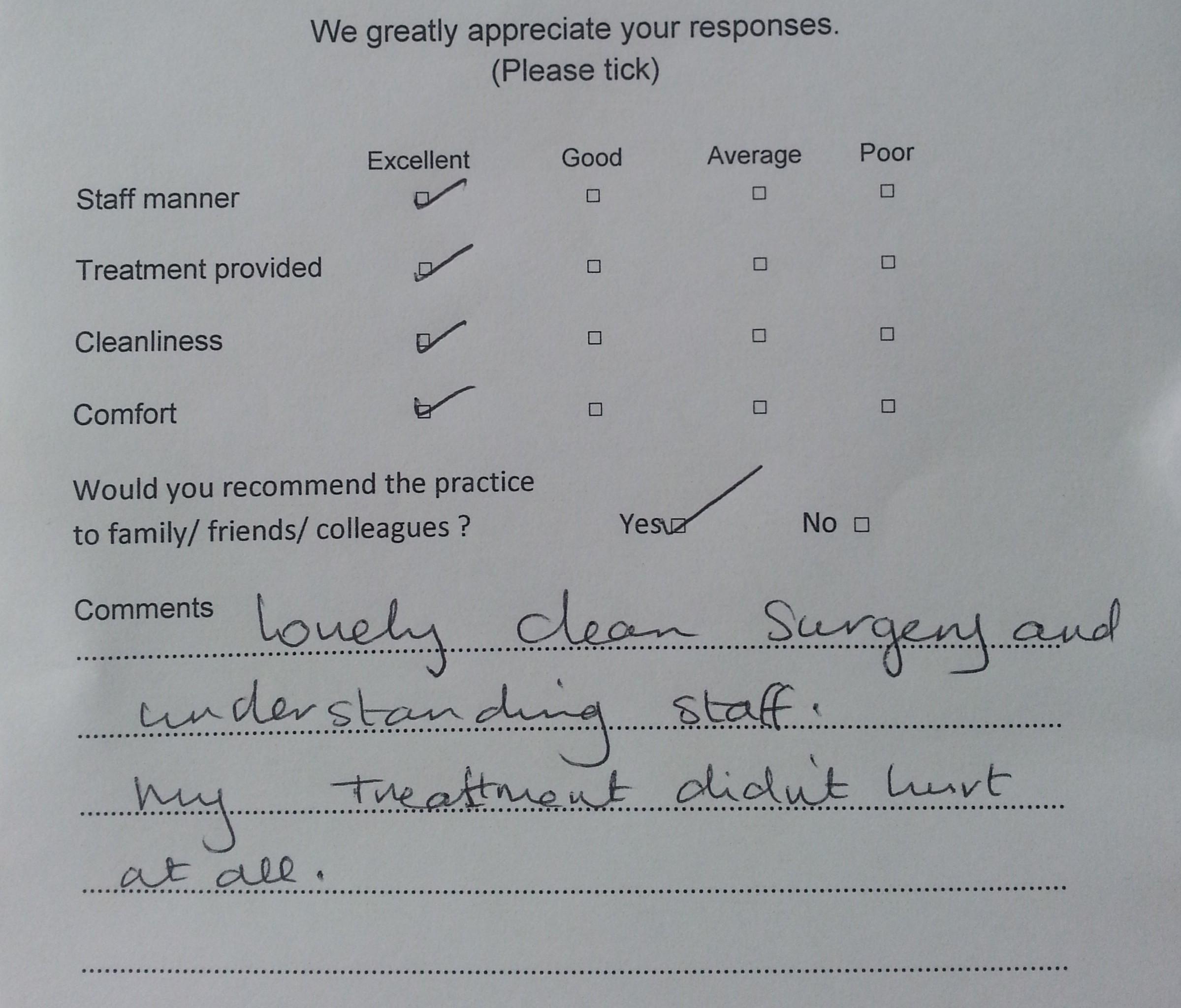greenford dentist review dentael