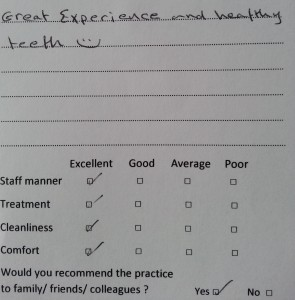 Ealing Dentist Review